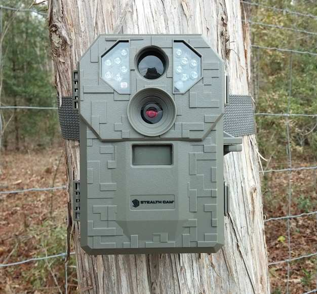 Stealth Cam P12 review