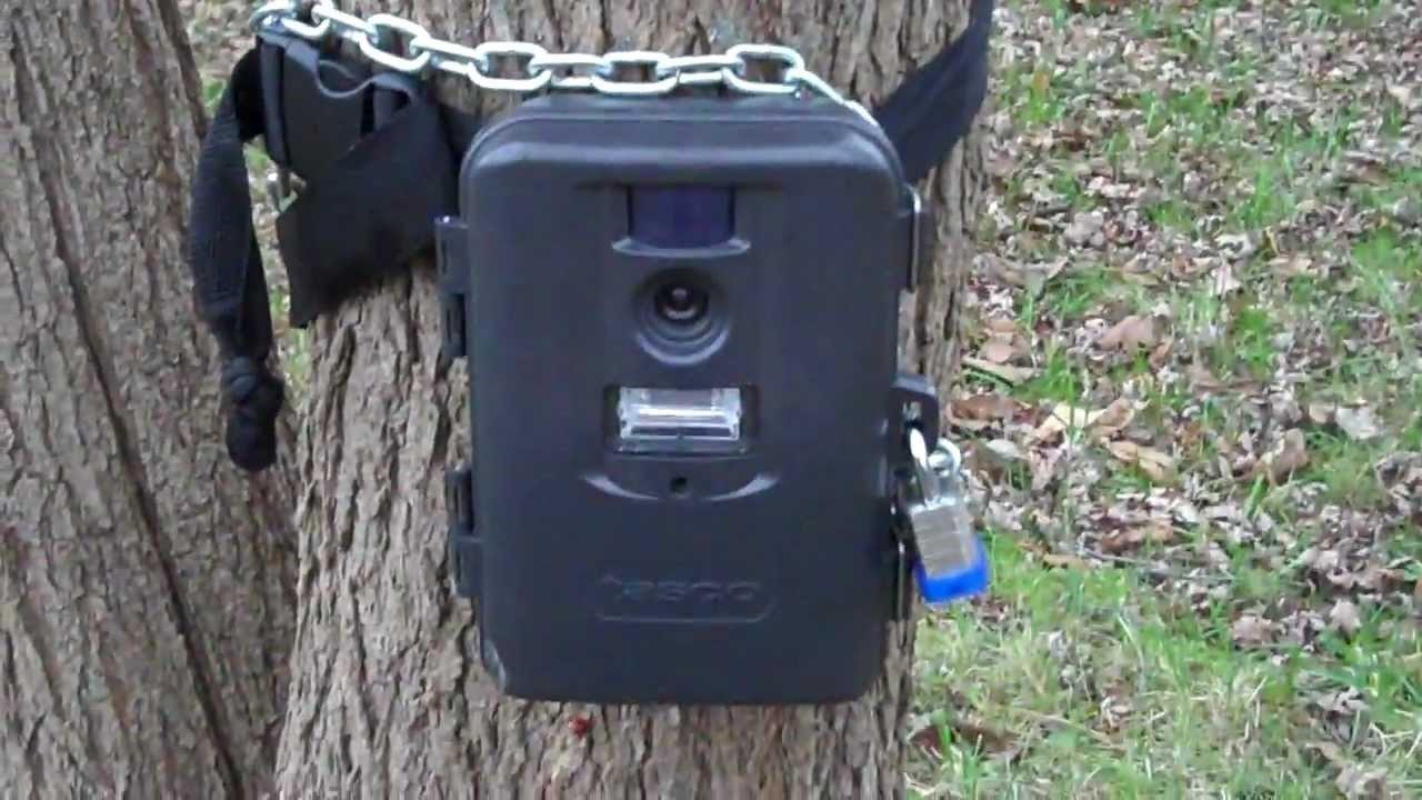 hide game camera